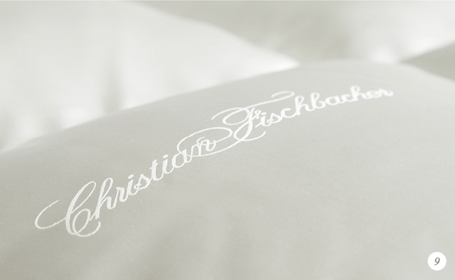 christian fischbacher im westwing magazin. Black Bedroom Furniture Sets. Home Design Ideas