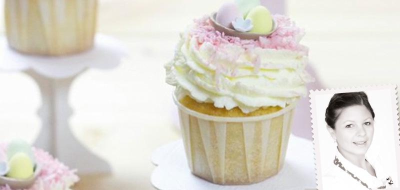 Köstliche Osterrezepte Cupcakes