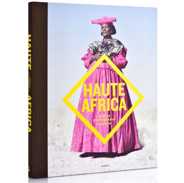 Haute Africa Buchtipp Cover