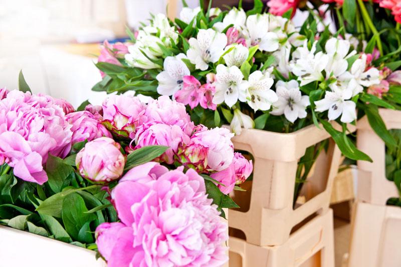 Blumensträusse zum Muttertag Westwing