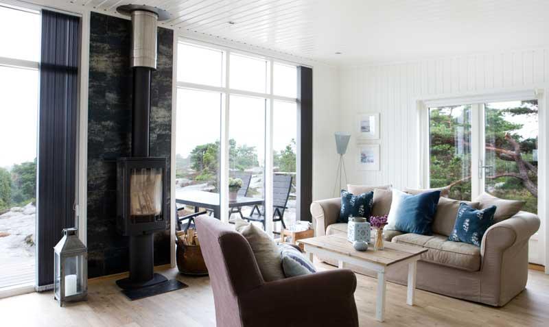 Norwegen Wohnzimmer