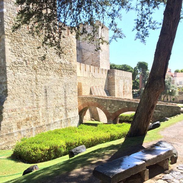 Lissabon Portugals Hauptstadt Reiseziel