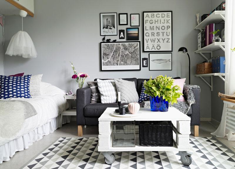 55 Tipps Für Kleine Räume Entdecken!