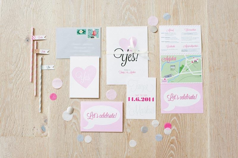 Heiraten Buchvorstellung Einladungen