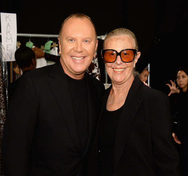 Michael und Joan Kors