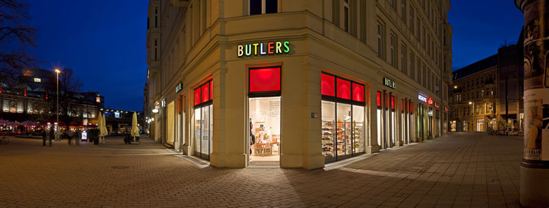 Wilhelm Josten Interview mit Butlers-Gründer