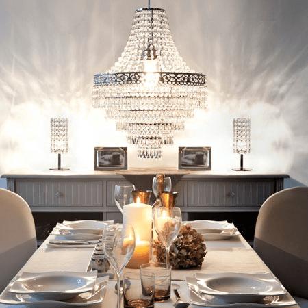 5 Tipps für ein Glamour-Zuhause