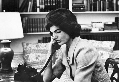 Bydlení podle Jackie Kennedyové