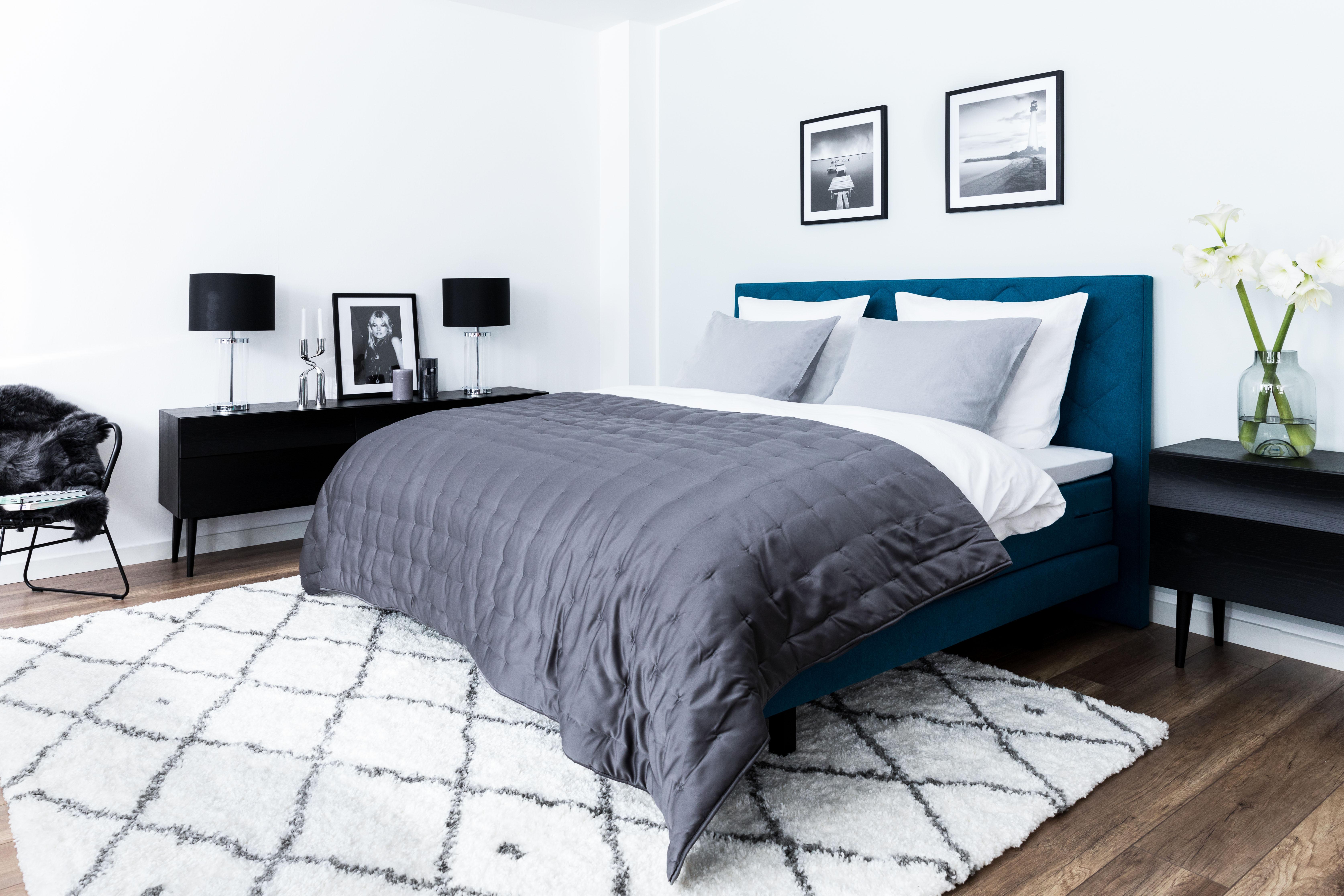 jak vybrat kontinentální postel