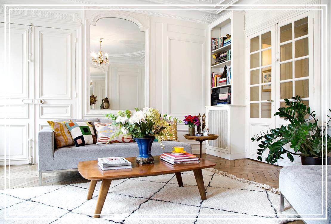 moderni interier obyvaci pokoj