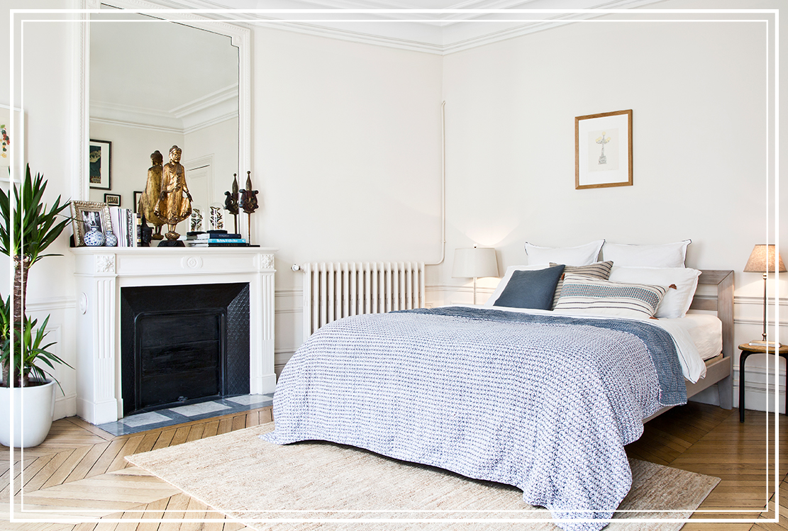 bydleni v modernim stylu loznice