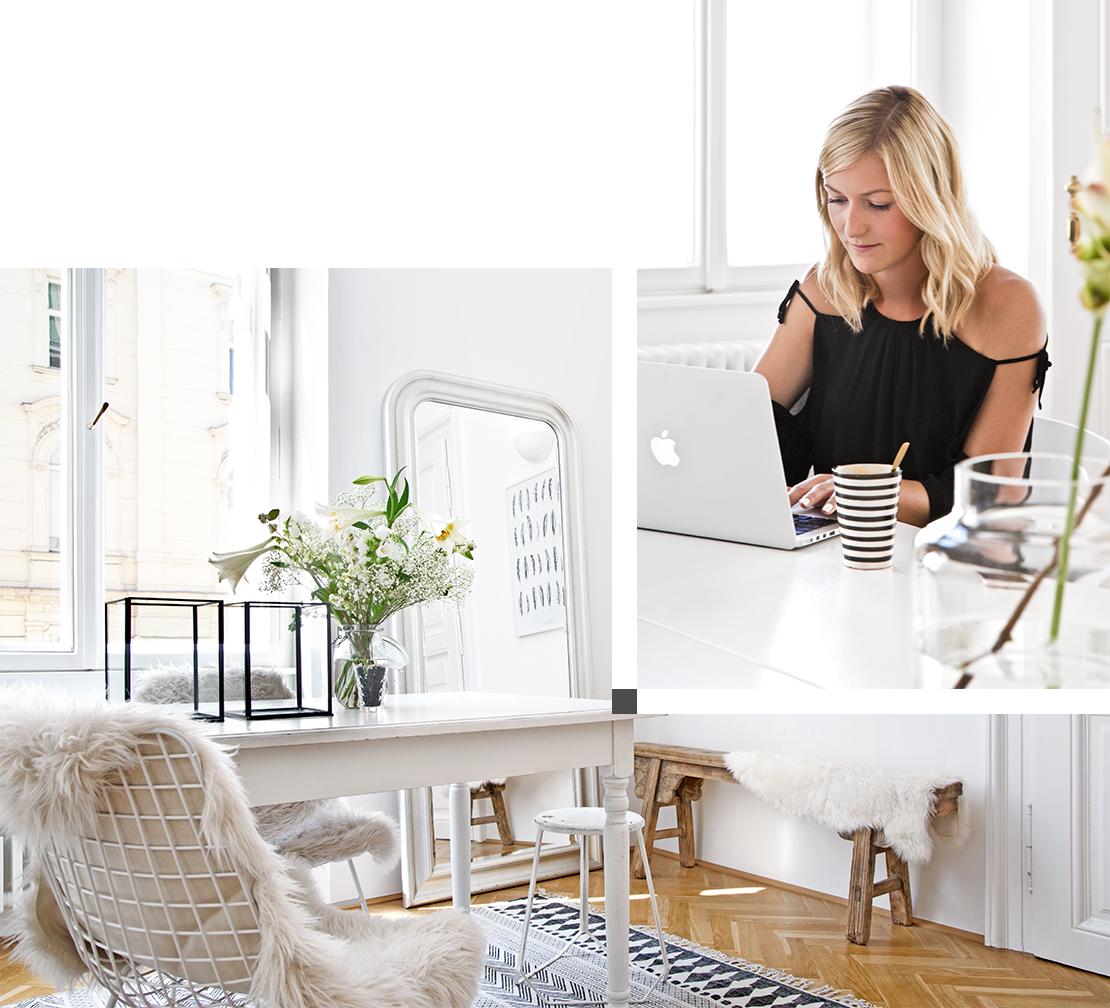 skandinávský styl nábytek