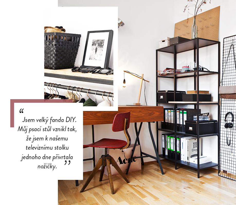 retro styl dřevěný nábytek