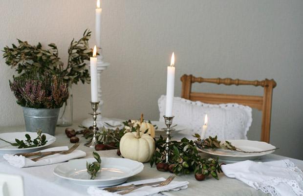 Hommage an den Herbst: Villa König