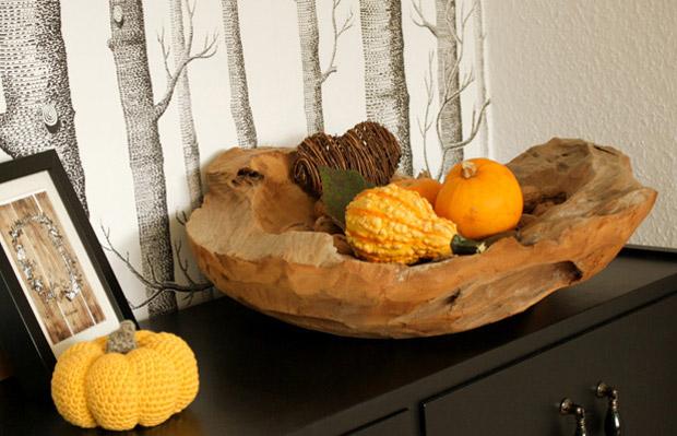Hommage an den Herbst: Sanvie