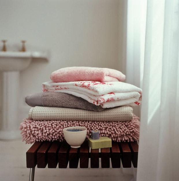 Bathroom Beauties - Handtuch