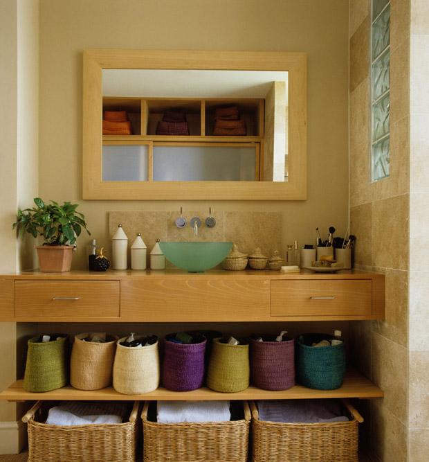 Bathroom Beauties - aufgeräumt