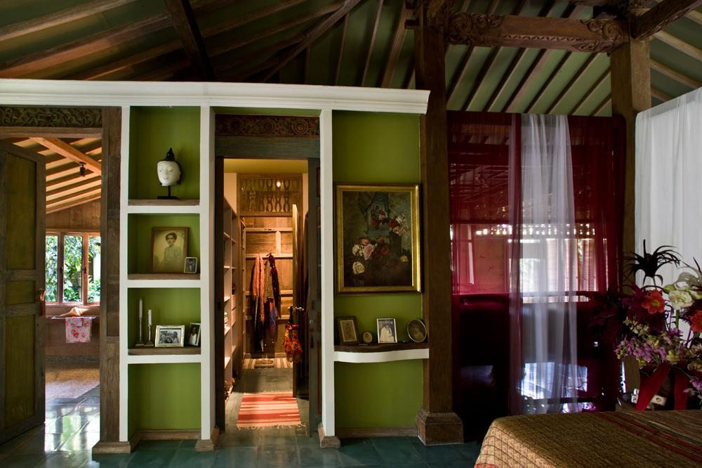 Wohnzimmer Bali