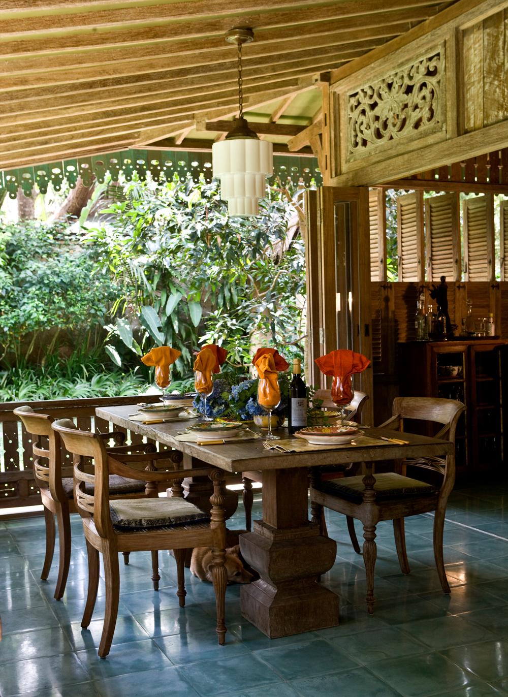 Essbereich Bali