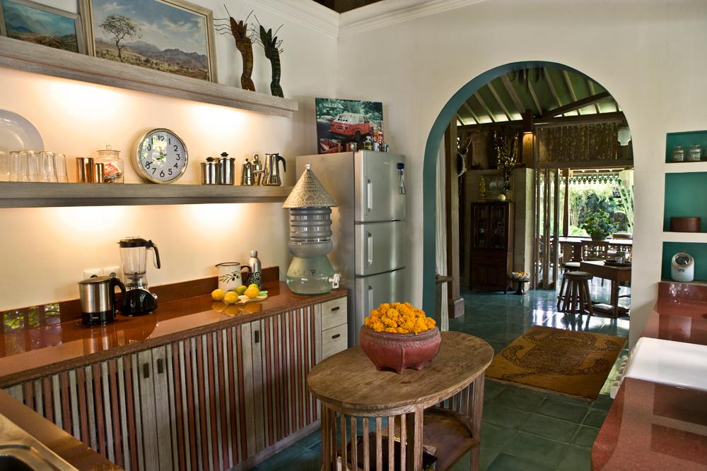 Küche Bali