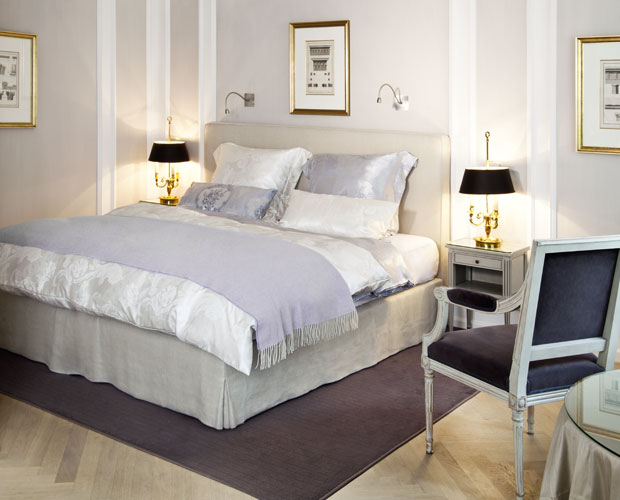 In vier Schritten zum perfekt gemachten Bett