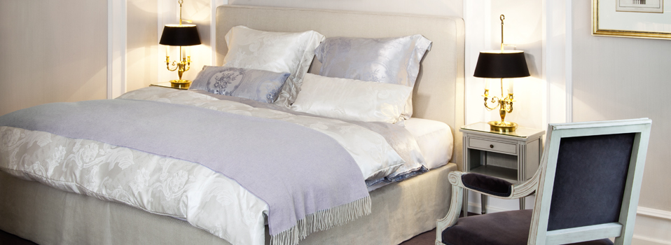 In vier Schritten zum perfekt gemachten Bett!
