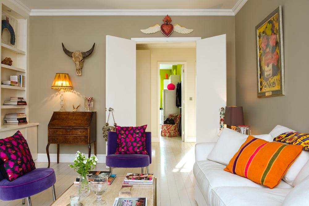 Wohnzimmer Notting Hill