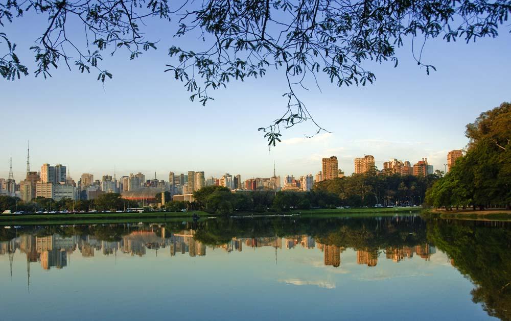 Großstadt Brasilien Sao paulo