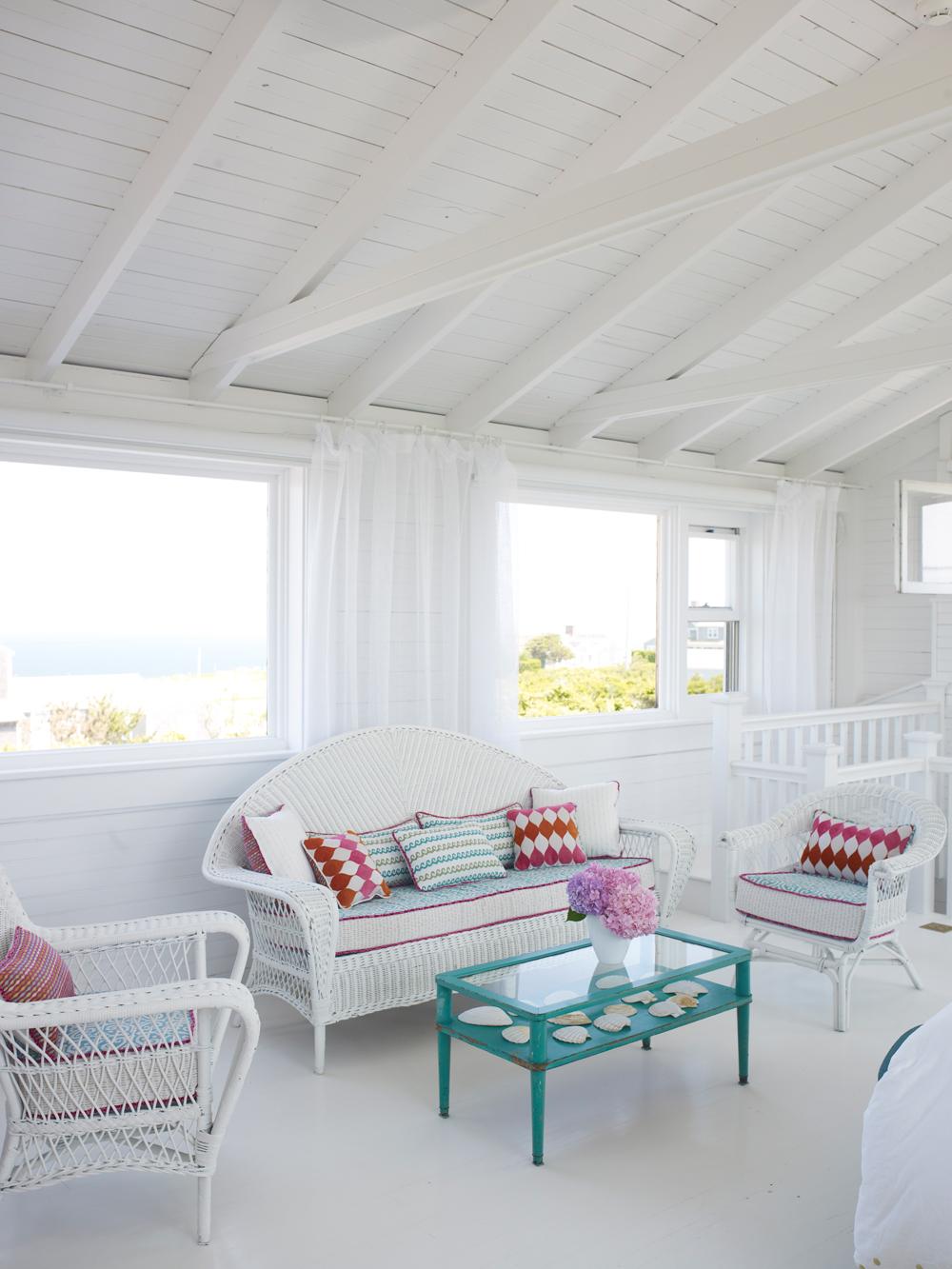 Sitzbereich Cottage