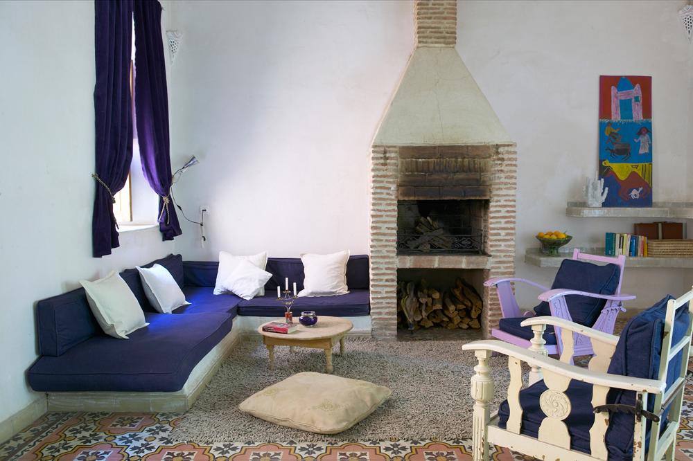 Wohnbereich Marrakech