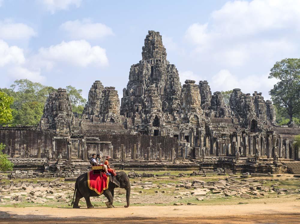 Elefant Buddha