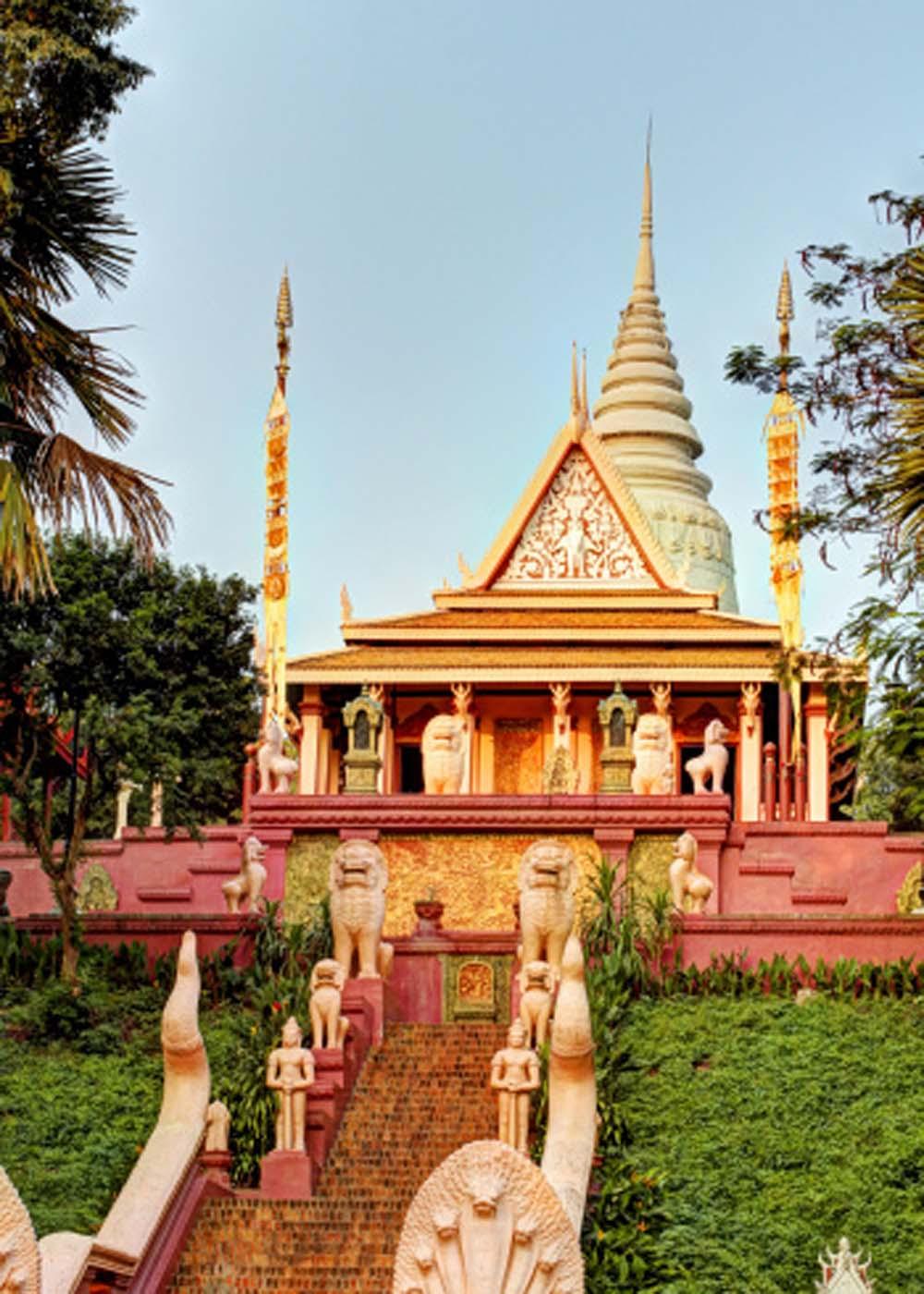 Indien Buddha