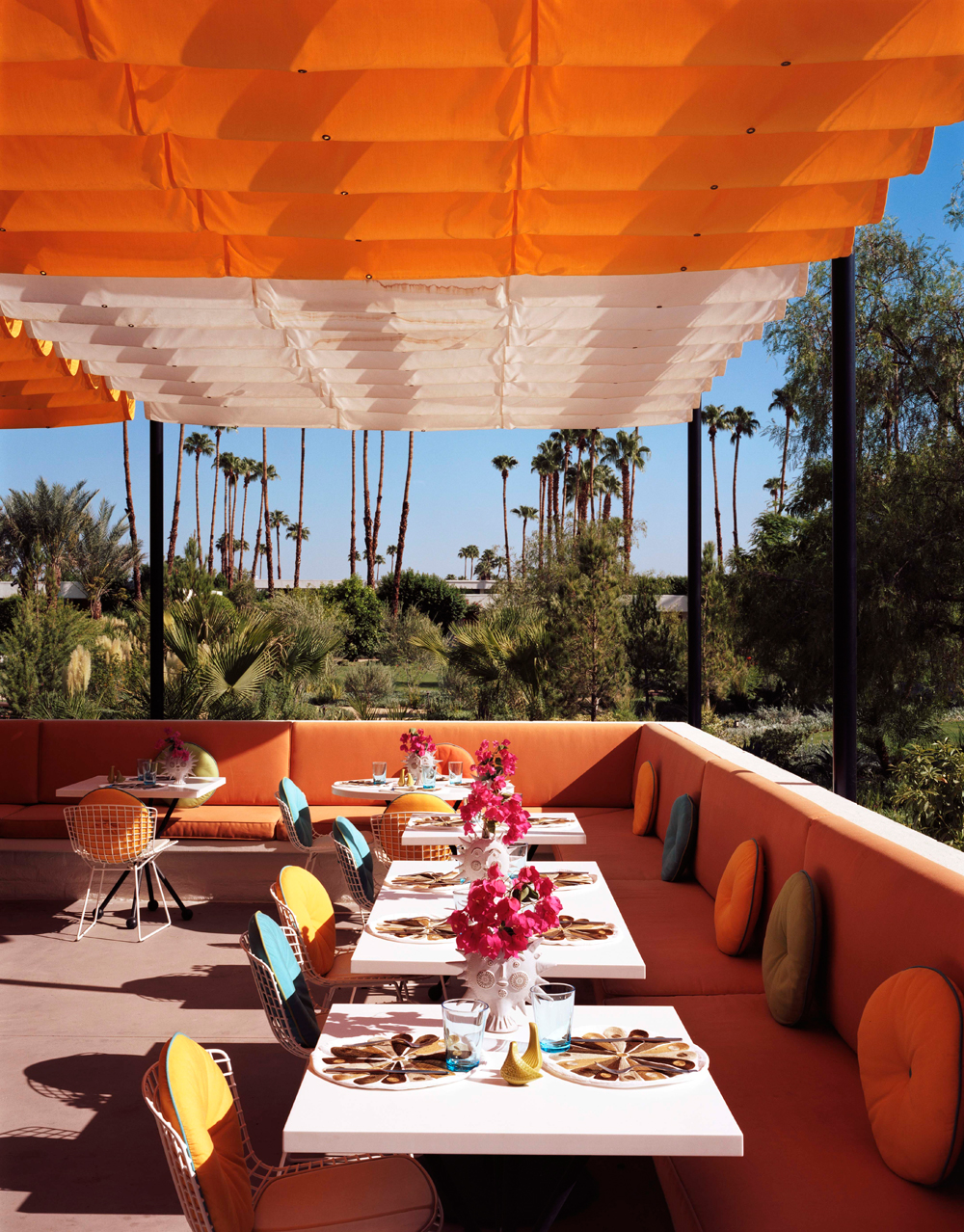 Sommer in palm springs westwing magazin for Jonathan adler hotel palm springs
