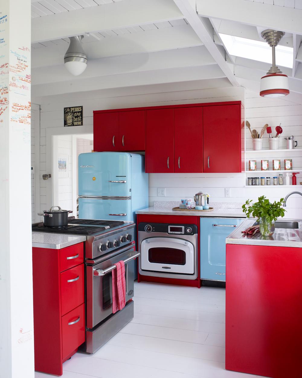 rote Küche