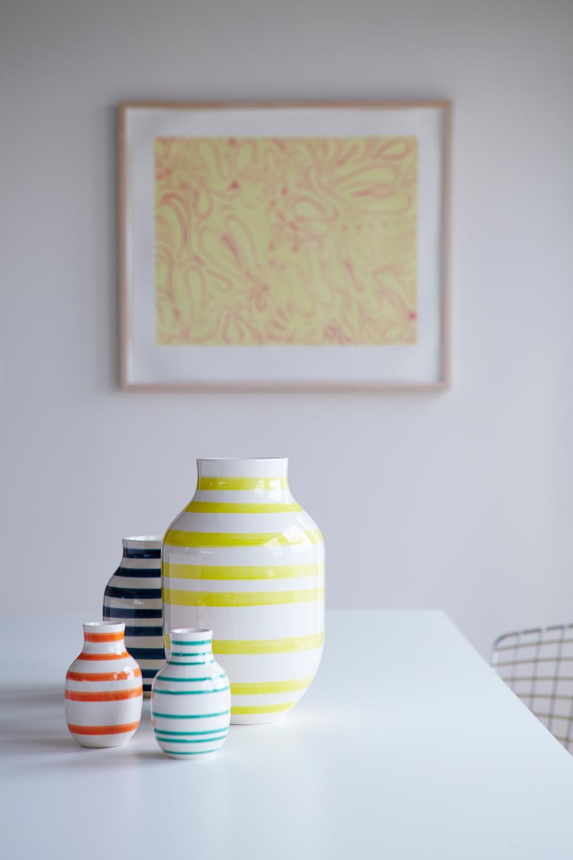 Vasen Streifen
