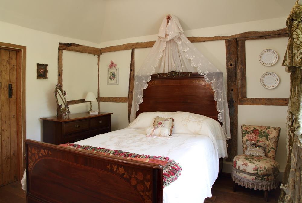 Schlafzimmer Cottage Landhaus