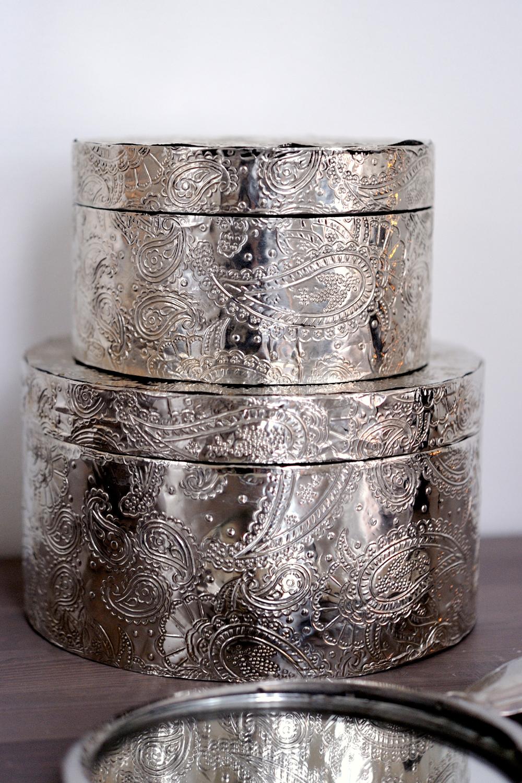 Silberdöschen