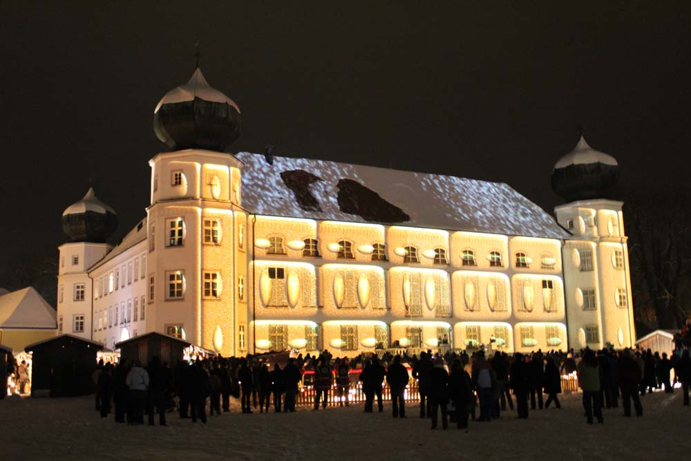 Schloss Tüßling, Weihnachtsmarkt