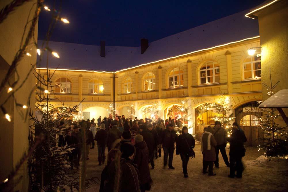 Schloss Guteneck, Weihnachtsmarkt