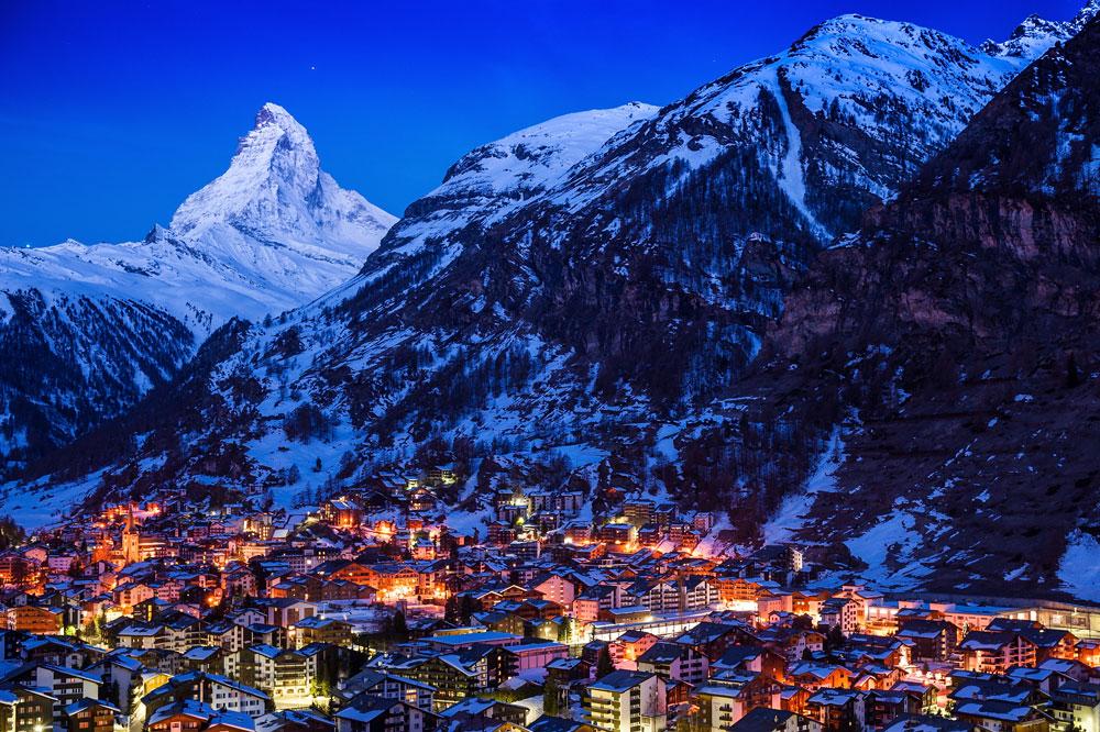 Zermatt Chalet Schweiz  Rustikales Chalet