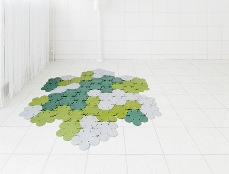 Badezimmer Updates Teppich