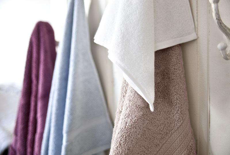 Badezimmer Updates Handtücher