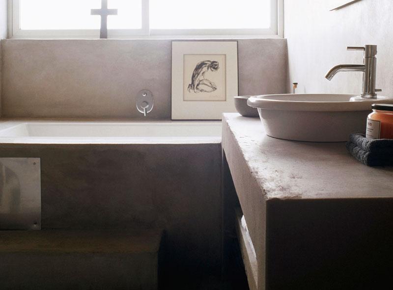 Badezimmer Updates Kunst