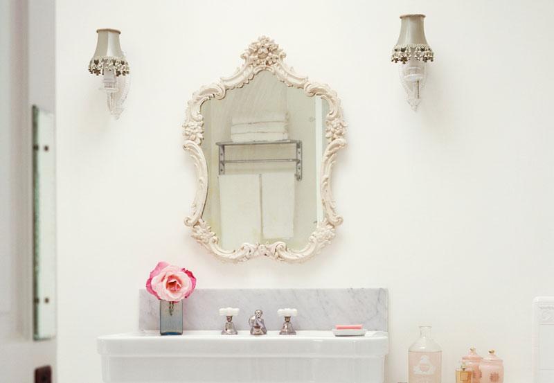 Badezimmer Updates Spiegel
