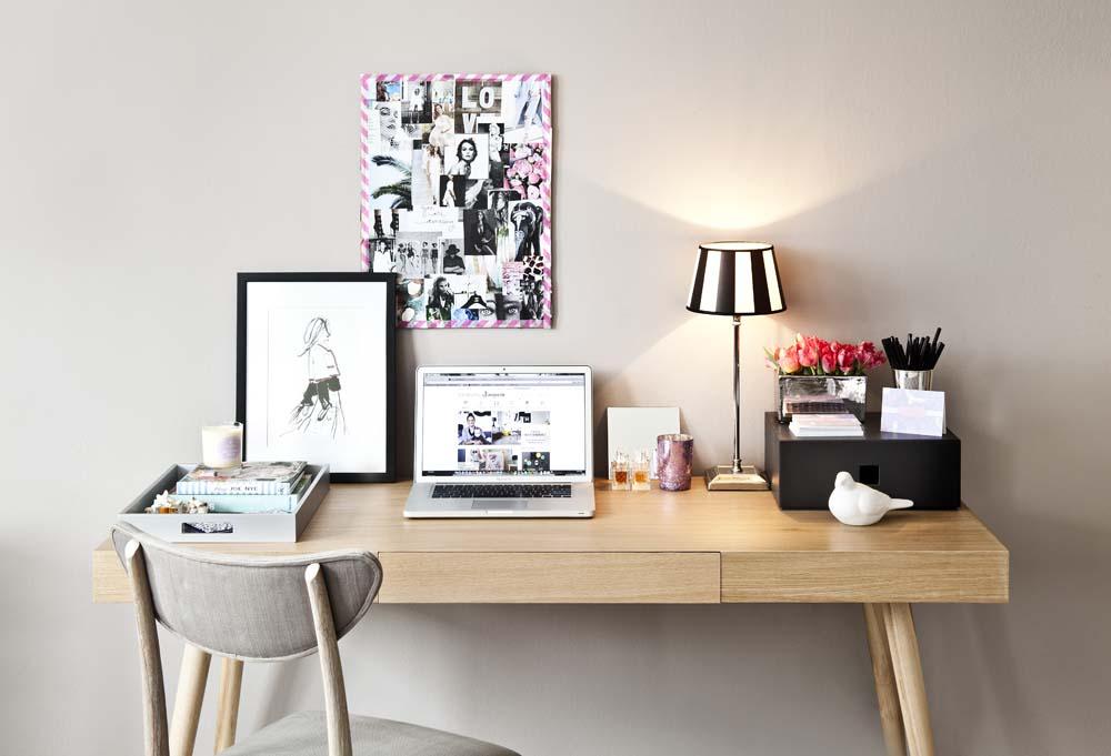 der perfekte schreibtisch westwing magazin. Black Bedroom Furniture Sets. Home Design Ideas