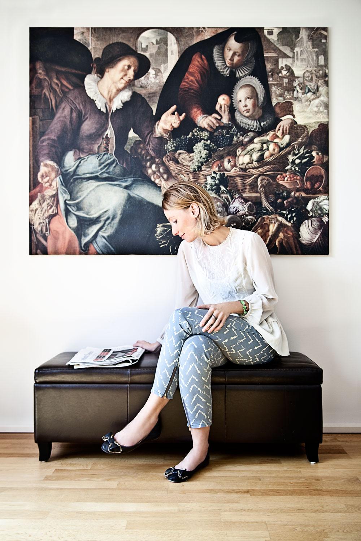 Stilmix Anne von Rosenthal
