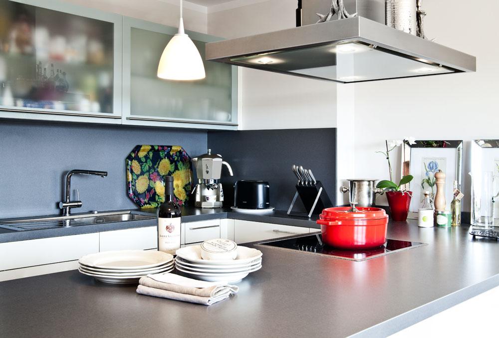 Stilmix Anne von Rosenthal Küche
