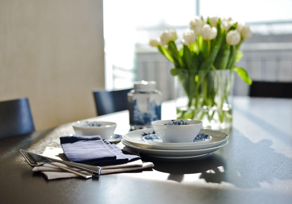 Eklektische Wohnung mit Loft-Charakter von Slesinski Design Group ...