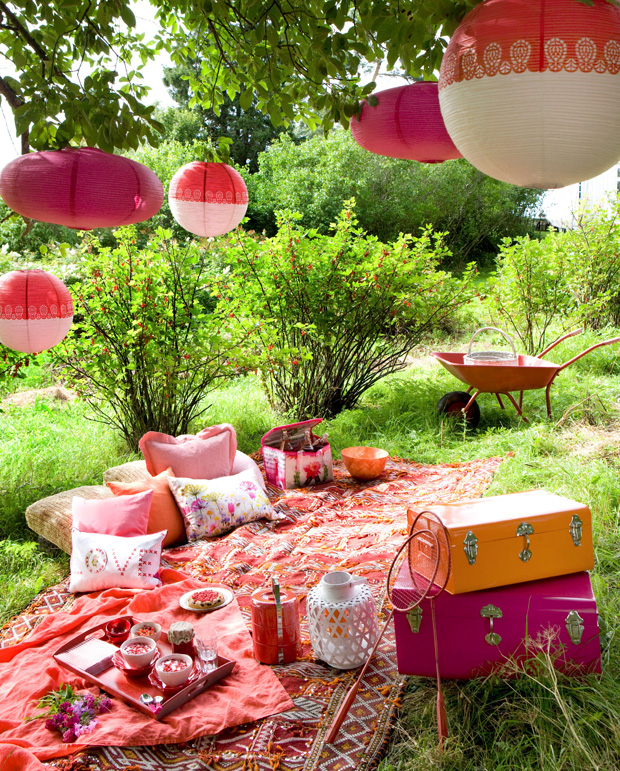 Die f nf must haves f r die perfekte sommerparty westwing for Deko fur gartenparty