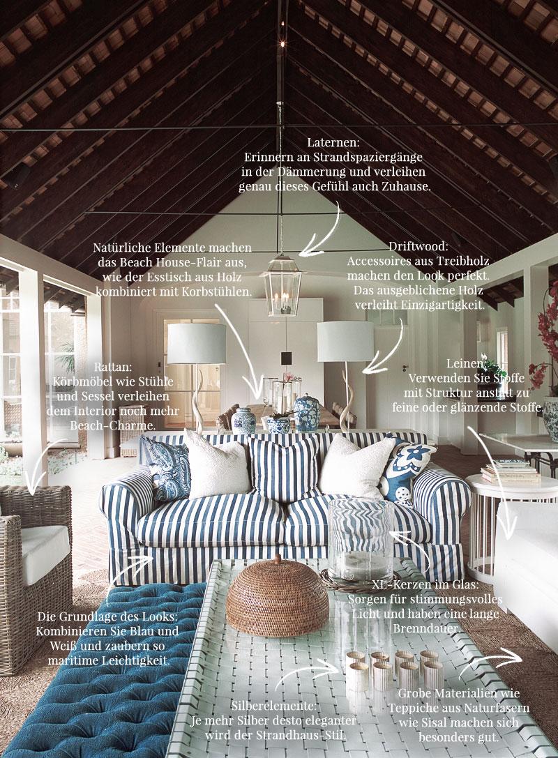 Beach House-Look - jetzt im Westwing Magazin